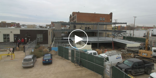 siloam mission live construction feed